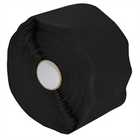 SELF FUSING SILICONE BLACK TAPE 1