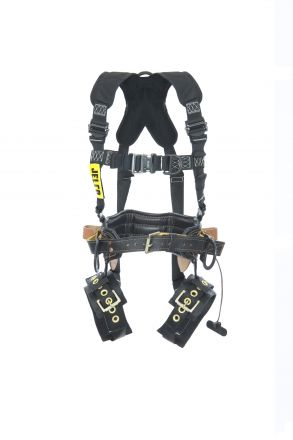 LINEMAN DELUXE HARNESS BELT