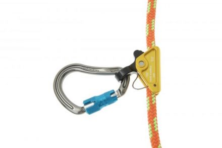 AJUSTABLE SAFETY ROPE WITH SNAP HOOK CSA